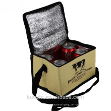 Einweg-Kühltasche aus Aluminiumfolie für Tiefkühlkost