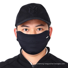 Anti-Dust Mouth Breathable Mask Upf50+ Sun Protection Windproof Face Cover