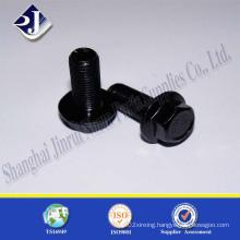 Flange Bolt (Black Zinc) Made in China