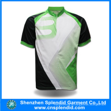 Hot Sell Custom 100% Polyester Sublimation Bicicleta Vestuário