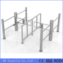 Turnstile Security System Supermarket Swinging Doors  sc 1 st  RS Security Co. Ltd. & Automatic Turnstile GateAirport Swing GatesSupermarket Swinging ... pezcame.com