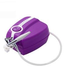 Professional Wholesale Tattoo Pigment Airbrush Makeup Gun Machine U Star Kit R201A Wireless Air Brush Pen