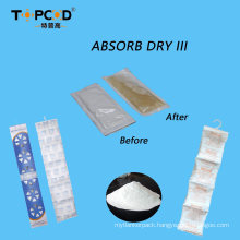 Calcium Chloride Dry Pole Desiccant for Moisture and Mildew Storage of Cereal Crops