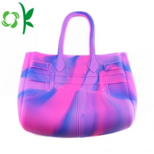 Silicone Shoulder Shopping Beach Outing Bag