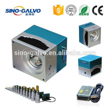 10MM aperture JD2203 Digtal signal high speed Galvo Head/Scan Head/ galvanometer scanner