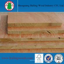 Paneles decorativos de pino con alta calidad