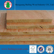 Decorative Pine Core Blockboard with High Quality