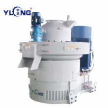 Máquina de fazer resíduos de bambu Yulong