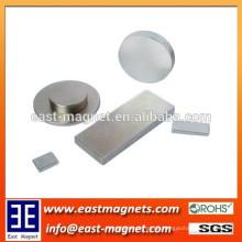Neodym-Magnet, Scheiben- und Blockform