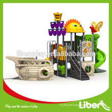High Quality Outdoor Playground Children wood play sets