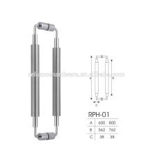 600 / 800mm Edelstahl Türgriff für Glasduschtüren