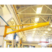Jib Crane, Wall-mounted Type, Suitable for Small Available Space Workshops, 0.25-5t Capacity