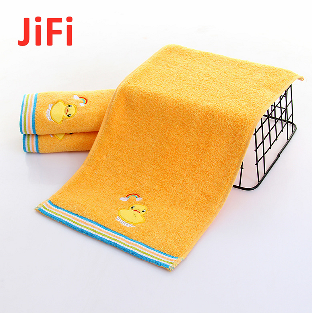 Kids Baby Hot Selling Pretty Design Soft Cotton Face Towel 1