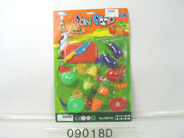 Vegetable Cutter Toy