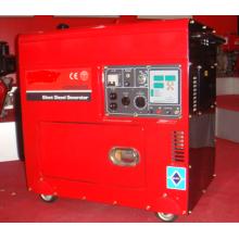 Yanmar Diesel-Motoren-Generatoren 50Hz 6kva