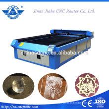 machine de gravure sur bois 1300 * 2500mm grande taille co2 laser
