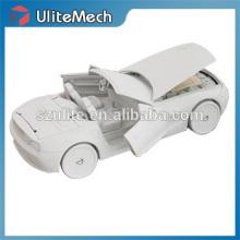 Kleine Mengen Kunststoff Custom CNC Maching ShenZhen Prototyp