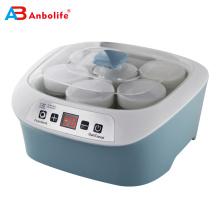 wholesale botella de bebida de yogur con fondo de un toque equipo de procesamiento de yogur máquina mezcladora de helado de yogur