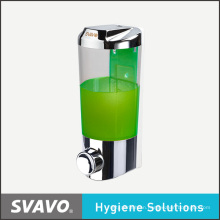 Manual Plastic Soap Dispenser V-9121