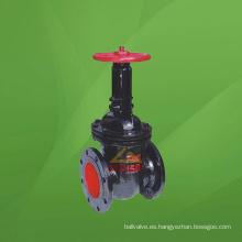 Válvula de compuerta de cuña de vástago ascendente (GAZ41T / GAZ541T / GAZ941T)