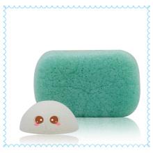 Esponja Konjac 100% Natural Original do Japão / Esponja de Limpeza Facial Konjac / Esponja Facial Konnyaku