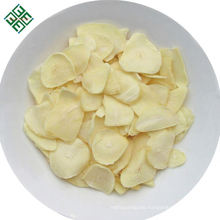 Chinese professional factory supplier natural rootless dehydrated garlic flakes