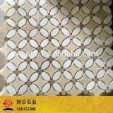 crema marfil mosaic, mosaic tile, basketweave pattern mosaic                                                                                                         Supplier's Choice