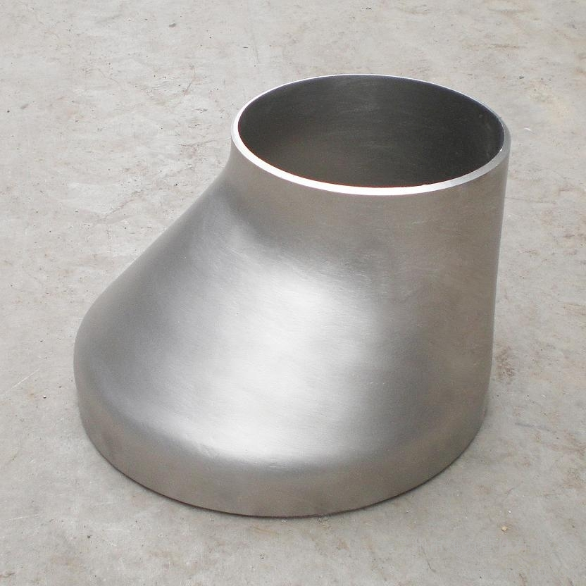 Socket Welded eccentric reducer as per ASTM A182 Stainless Steel Pipe Fittings