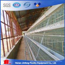 Chicken Cage /Jfa 3120 Jaulas Ponedoras Y Jfa120 Jaulas Pollitas