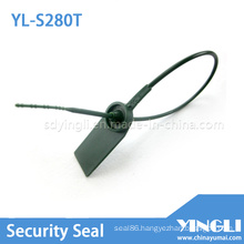 Laser Printed Plastic Seal with Barcode and Serial Number (YL-S281T)