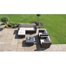 Rattan Furniture Lounge Wicker Garden Outdoor Patio Sofa Set