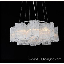 Popular Clear Big Glass Pendant Lamp Light in High Quality