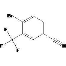 3-Trifluorometil-4-bromo-benzonitrilo Nº CAS 1735-53-1