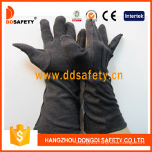 Black Anti-Static Cotton Glove Dch243