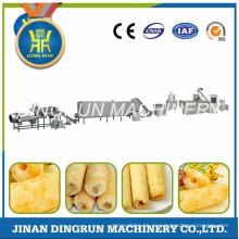 relleno de crema aperitivos equipo de fabricación de alimentos