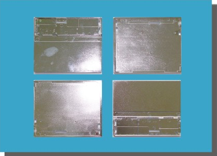 phone parts metal plating products