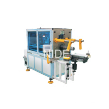 Motor del ventilador Tipo horizontal Bobina del estator Inserción de la bobina