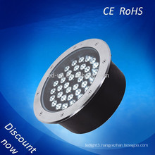 Outdoor IP68 Aluminum mini Led Underground Light