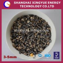 Prix élevé de clinker d'alumine de bauxite calciné Fabricant de Chine