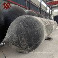 China gold manufacturer inflatable rubber air ballon boat salvage airbag