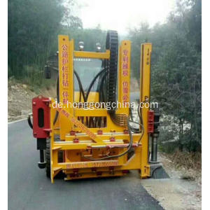 Highway Pile Driving Machine zum Extrahieren