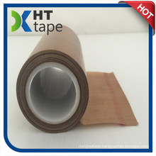 China Top Qualtiy Heat Insulation PTFE Teflon Fabric Adhesive Tapes
