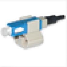 Conector rápido MM SC 62.5 conector de fibra óptica / SC conector de campo upc de fibra rápida