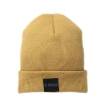 Winter Knit Hip-Hop Cap Beanie Hat