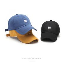 Вышитая кепка мужская хлопковая sunbonnet женская бейсболка