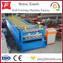 Botou Galvanized Iron Roof Sheet Making Machine Good Price