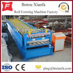 Botou Galvanized Iron Roof Sheet Making Machine Good Price