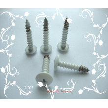 Stainless steel furniture screw