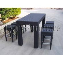 Bar Chair and Table Set (LN-067)