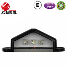 Ltl25 E-MARK Licence Plate LED Tail Light for Truck Trailer